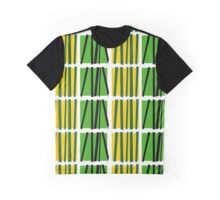 Stripes 3 Graphic T-Shirt
