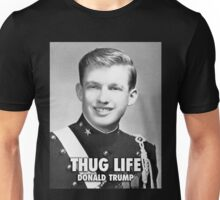 Young Donald Trump - Thug Life Unisex T-Shirt