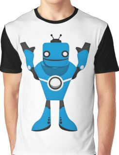 Robot Character #167 Graphic T-Shirt