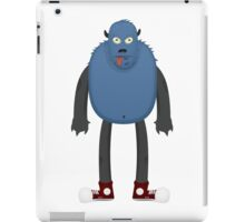 Monster Character #6 iPad Case/Skin