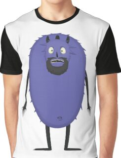 Monster Character #13 Graphic T-Shirt
