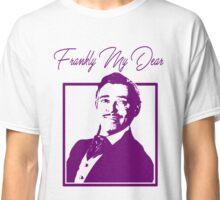 Rhett Butler - Frankly My Dear Classic T-Shirt