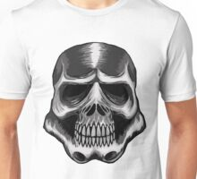Trooper Skull Unisex T-Shirt