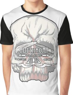 Cutthroat Killers Logo Graphic T-Shirt