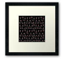 Amazing Art - 33 (Yoga Lover Art) (Square) Framed Print