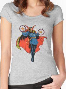 Doctor Strange Women's Fitted Scoop T-Shirt
