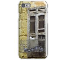 Racing Pigeons, Valletta, Malta iPhone Case/Skin