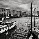 Albert Dock by Lissywitch