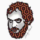 Stanley Kubrick by octoboobs