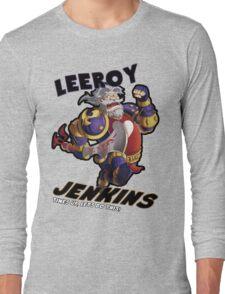Leeory Jenkins: Time's Up! Long Sleeve T-Shirt