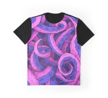 Toxic Tentacles Graphic T-Shirt