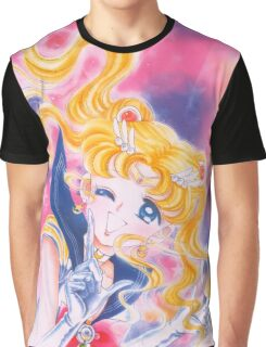 Magical girl of the Moon Graphic T-Shirt