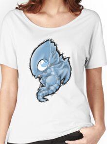Blue Eyes Chibi Dragon Women's Relaxed Fit T-Shirt