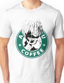 Tokyo Ghoul - Kaneki Ken Anteiku Coffee Unisex T-Shirt