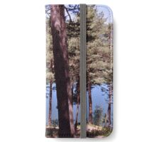 Paisaje andorrano iPhone Wallet/Case/Skin
