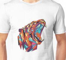 polygonal tiger  Unisex T-Shirt