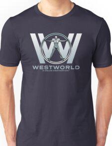 Westworld a Delso Destination Unisex T-Shirt