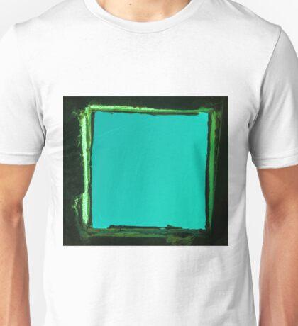 Window in the sky Unisex T-Shirt