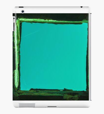 Window in the sky iPad Case/Skin