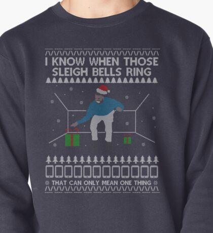 Drake - Hotline Bling - Sleigh Bells Ring - Christmas Pullover