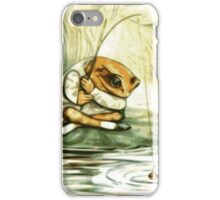 Beatrix potter Jeremy Fisher iPhone Case/Skin