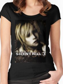Silent Hill Heather Women's Fitted Scoop T-Shirt