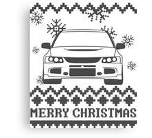 Merry Christmas evo - 2 Canvas Print