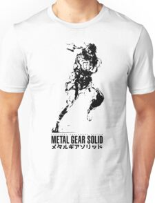 Metal Gear Solid Snake Unisex T-Shirt