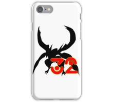 Yugioh Zexal Number 32 iPhone Case/Skin