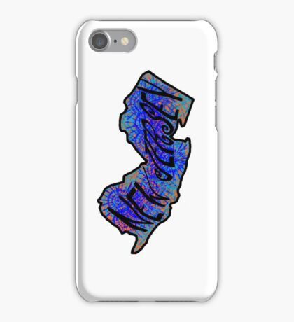 New Jersey iPhone Case/Skin