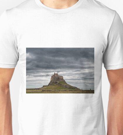 Lindisfarne Castle, Northumberland, UK Unisex T-Shirt