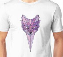 polygonal fox Unisex T-Shirt