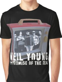 neil young Graphic T-Shirt