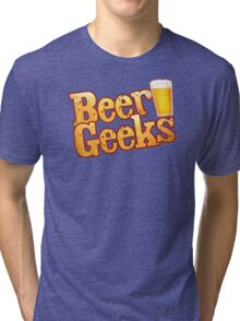 Beer Geeks Season Tri-blend T-Shirt