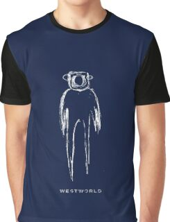 Westworld - the shadow Graphic T-Shirt
