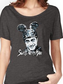 Swiss Army mickey Women's Relaxed Fit T-Shirt