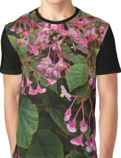 Sea of Pink Graphic T-Shirt