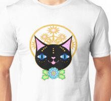 Chill Black Cat Unisex T-Shirt