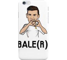 GARETH BALE BALE(R) iPhone Case/Skin