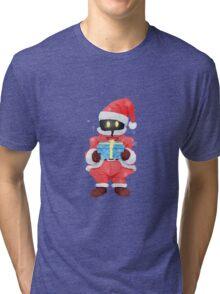Christmas Vivi Tri-blend T-Shirt