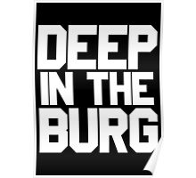 Deep in the Burg Poster