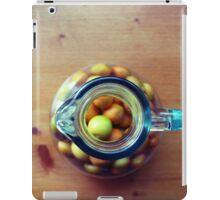 Rural citrus iPad Case/Skin