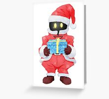 Christmas Vivi Greeting Card
