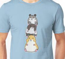 Hamster Stack Unisex T-Shirt