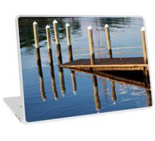 Pier-iod Illusion Laptop Skin
