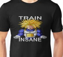 Trunks Train Insane Unisex T-Shirt
