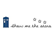 Show Me The Stars Doctor Who by Claire Smith