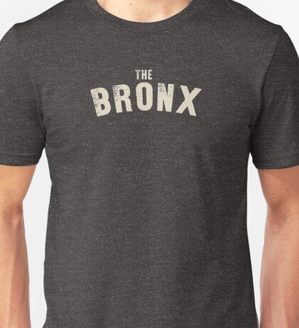THE BRONX LETTERPRESS Unisex T-Shirt