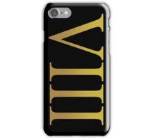 STAR WARS VIII (8) iPhone Case/Skin
