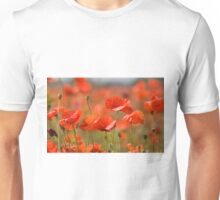 Poppy Fields Unisex T-Shirt
